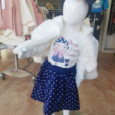 Детски комплект за момиче