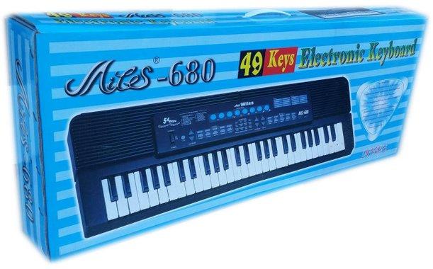 Детска играчка Йоника с 49 клавиша 680.