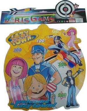Детски спортен комплект Дартс Мързел град Lazy Town.