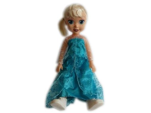 Замръзналото кралство Детска играчка Кукла - Елза - голяма,  Фрозен Frozen