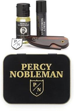 Комплект за поддържане на брада Percy Nobleman стилизиране фиксация