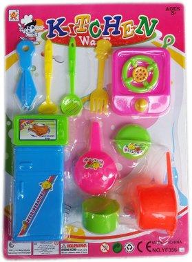 Детска играчка Кухненски комплект за кукли