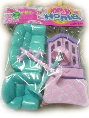 Комплект Обзавеждане за кукли вариант М