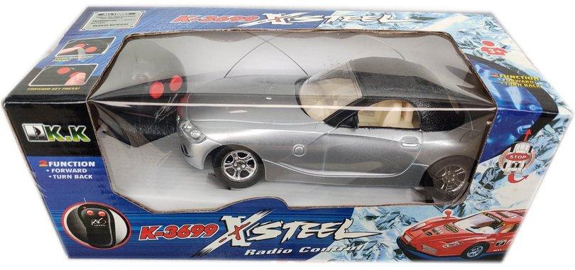 Детска играчка Кола с дистанционно радиоуправление и радиоконтрол 3699/17
