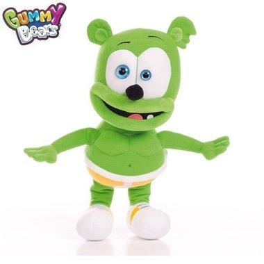 Плюшена играчка Джъмбо от телевизионните реклами,  Плюшено мече Джими, Гъми Беър Gummy Bear