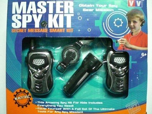Детска играчка комплект Добрия шпионин