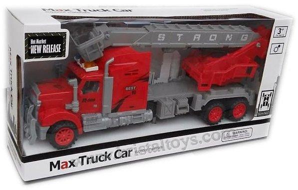 Детска играчка Специален камион Вишка