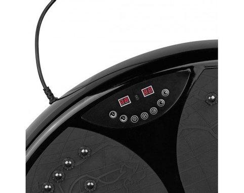 Вибрационна плоча за упражнения VitalMaxx Vibrationstrainer 3 в 1 2753 спортен уред тренировка фитнес уред вибро тренажор