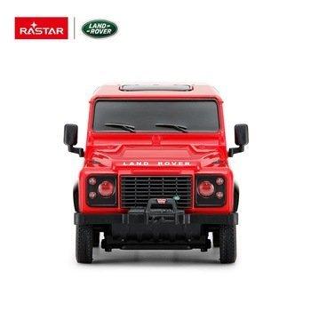 Детска играчка Rastar Land Rover Defender 78500 RC 1:24 джип количка игра
