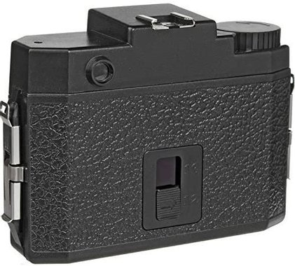Фотоапарат Holga 120N Plastic Camera ретро камера