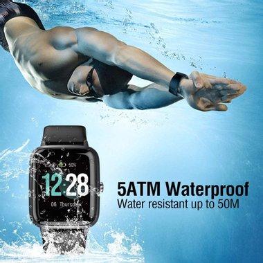 Smart часовник Blackview BV-SW01 Smart Watch фитнес тракер крачкомер спортна гривна