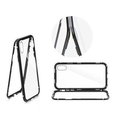 Магнитен кейс за Samsung galaxy S9 plus, Черен