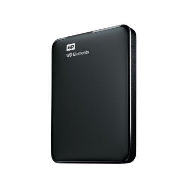 Външен хард диск WD 2TB USB 3.0 ELEMENTS BLACK