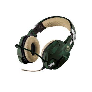 Слушалки с микрофон Trust GXT322C CARUS