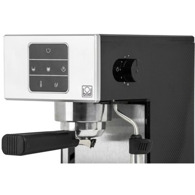 Кафемашина Briel AS03 PRETA , 1000 W, 20 Bar, Еспресо