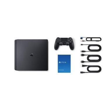Конзола PlayStation 4 SLIM 500GB BLACK