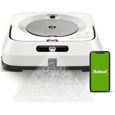 Прахосмукачка робот IRobot BRAAVA M6 (white)