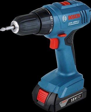 Акумулаторен винтоверт  Bosch Blue GSR 1800
