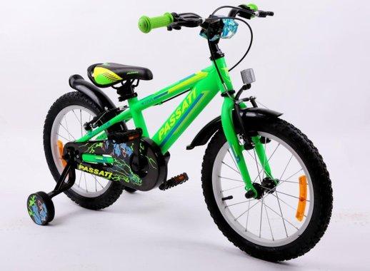 "Велосипед Passati 16""  KID свободен венец"