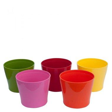 Саксия VIOLET ф12 см различни цветове