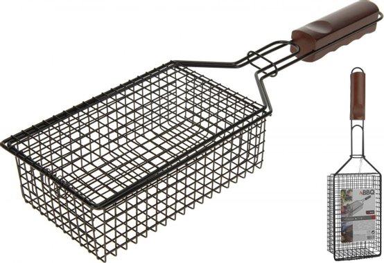 Решетъчна кошница за гриловане