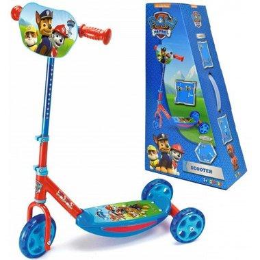 Детска тротинетка Smoby Paw Patrol 750164 Пес Патрул триколка скутер с 3 колела