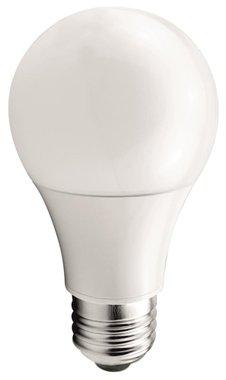LED ЛАМПА 9W 220V E27 3000K BRAVO A60 WW