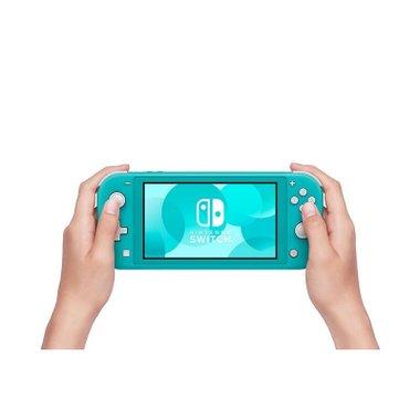 Конзола Nintendo Switch Lite Turquoise