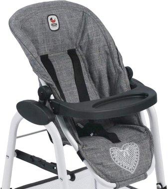 Детско столче за кукли Bayer CHIC 2000 655 76 стол за кукла