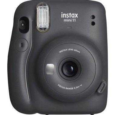 Фотоапарат за моментни снимки FUJIFILM INSTAX MINI 11 GREY