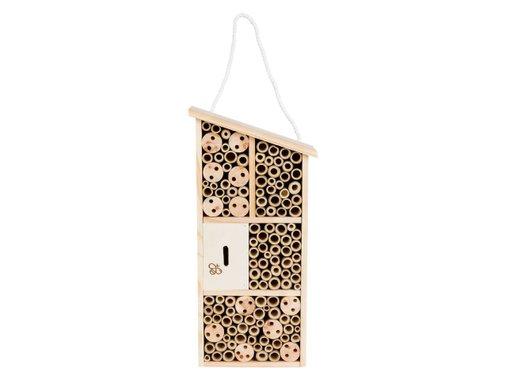 Къщичка за пчели инасекоми