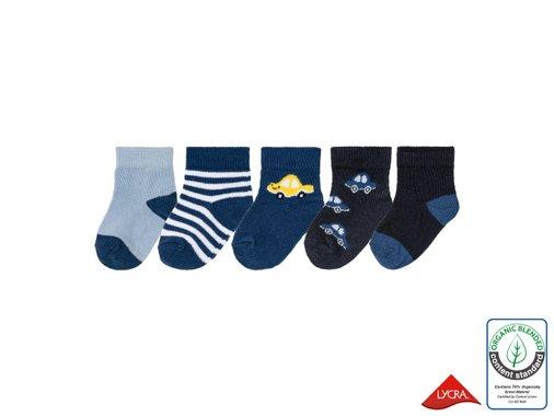 Бебешки чорапи за момчета