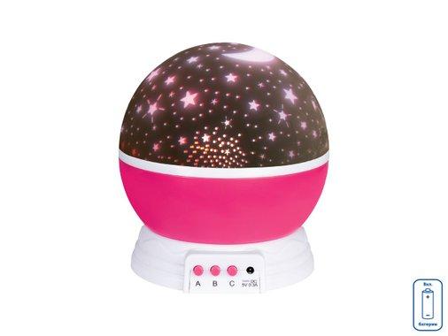 """Лампа с проектор """"Звездно небе"""""""