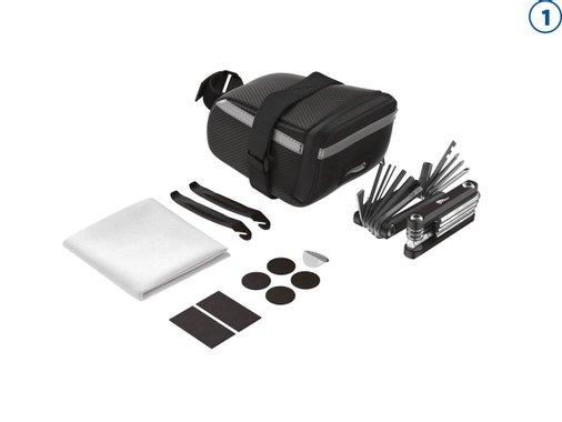 Чанта с инструменти за велосипед или мини помпа