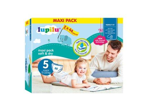 Бебешки пелени Maxi Pack