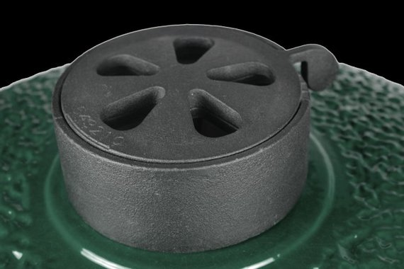 Керамичен Грил Kamado 21''(55см), зелен