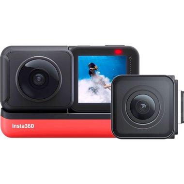 Екшън камера INSTA 360 ONE R TWIN EDITION  WI-FI