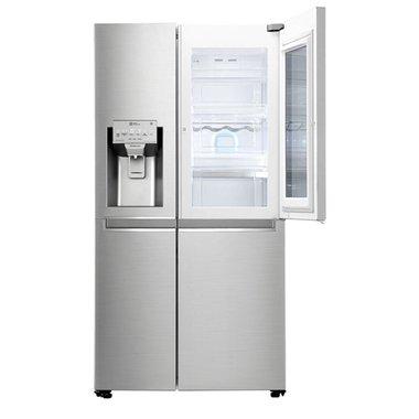Хладилник с фризер LG GSX961NEAZ