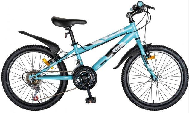 """Детски велосипед 20"""" Life A2030L"""