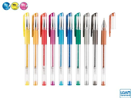 Гел химикалки