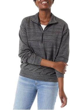 Дамска спортна блуза Daily Ritual DR1818188 L суичър с цип