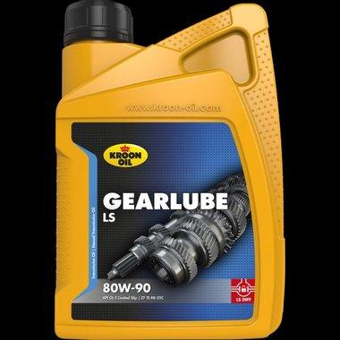 Трансмисионно масло Kroon Oil 1838041 1214 Gearlube LS 80W-90 минерално смазочно масло за механични трансмисии