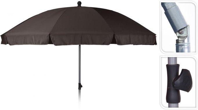 Балконски чадър ф250см, таупе