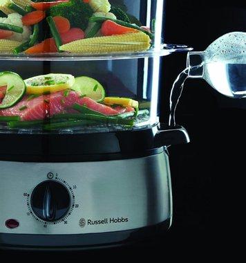Уред за готвене на пара Russell Hobbs 19270-56 800W