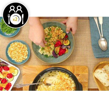 Уред за бавно готвене Crockpot CSC061X 2.4л 130W Slow Cooker