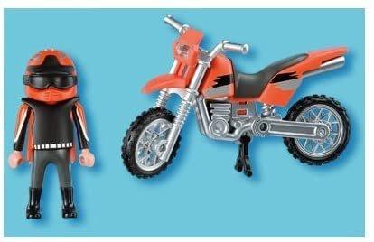 Детски конструктор Playmobil 5115 Enduro Neu играчка мотор за мотокрос