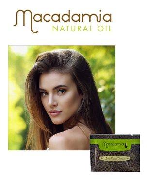 Маска за коса Macadamia Natural Oil Deep Repair 15 мл мостра макадамия за суха увредена изтощена коса