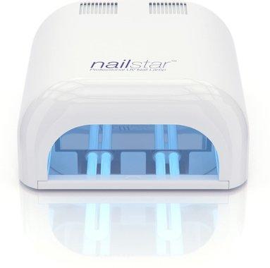 UV лампа за маникюр NailStar Professional NS-01 36 W 4 x 9 W гел гел лак педикюр ноктопластика