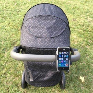 Поставка за телефон на бебешка количка Сhicco Unisex