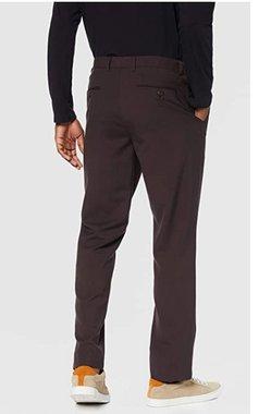 Мъжки официален панталон Find Men's AMZ117 прав свободен модел